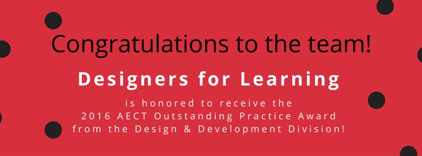 Outstanding Practice Award
